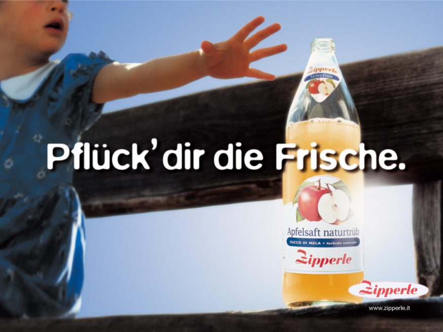 Zipperle Fruchtsaft